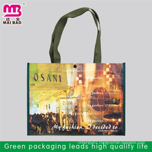 alibaba wholesale tote bag cotton bag non woven bag with hard bottom insert
